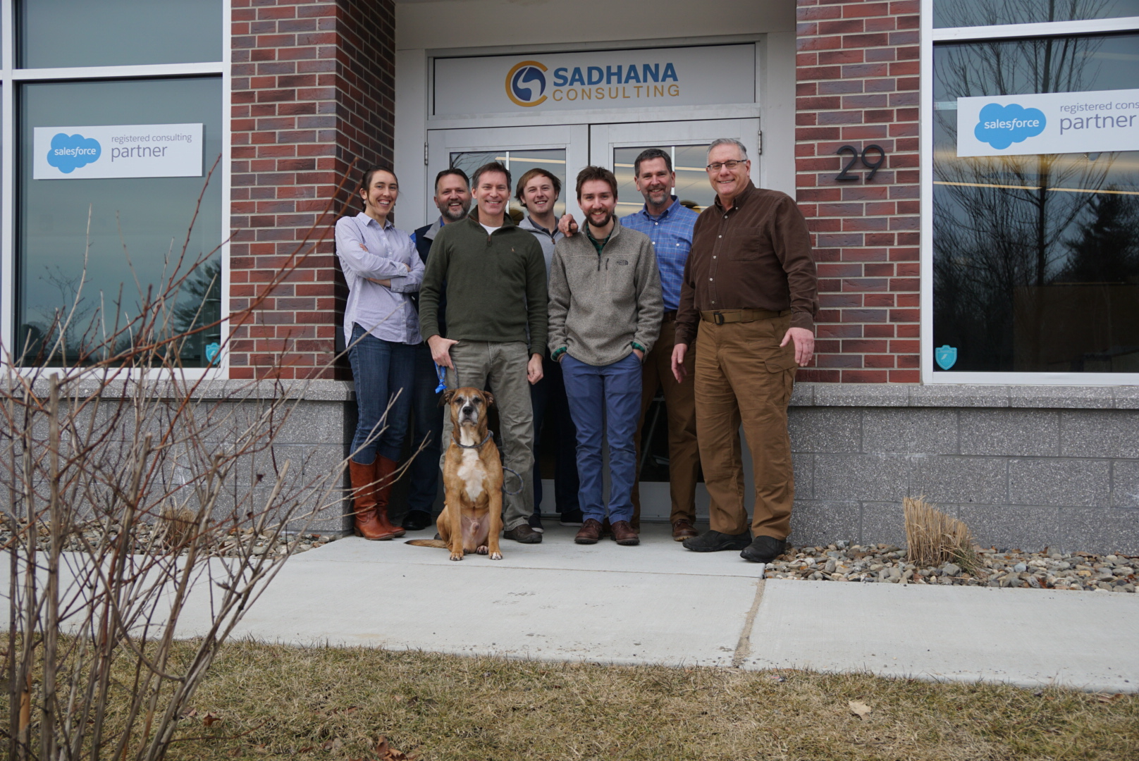 Sadhana Consulting Doubles Dover, NH Office Space